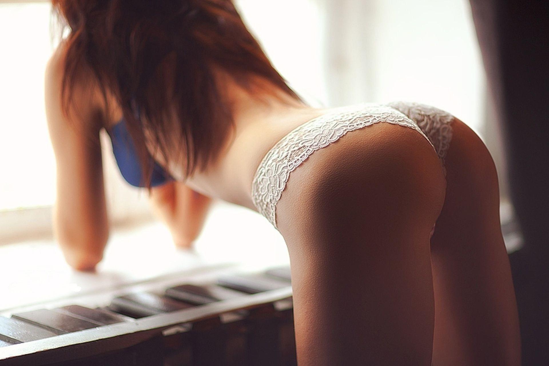 Perfect ass bent over panties congratulate, you