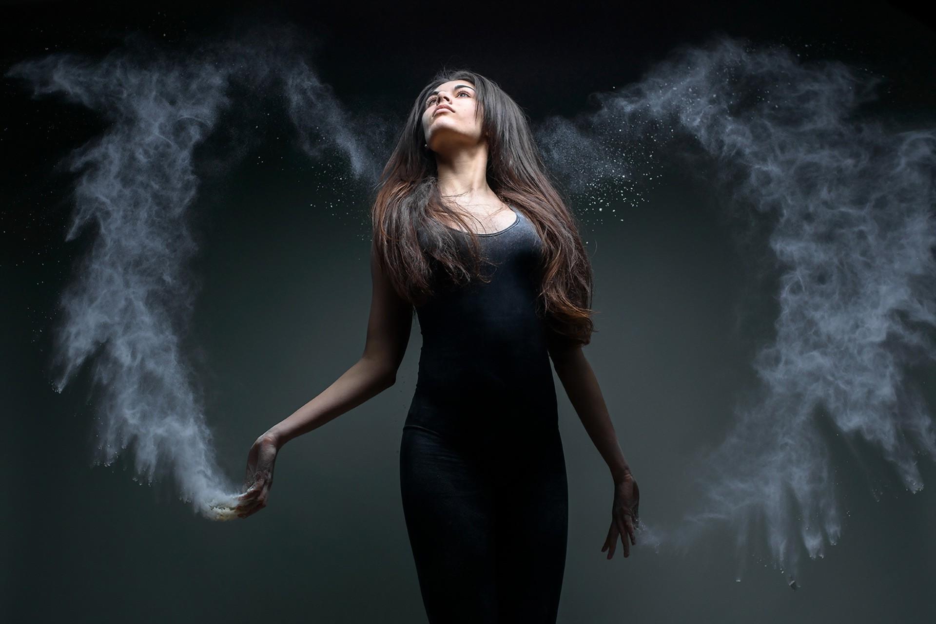 Художественные фото дым