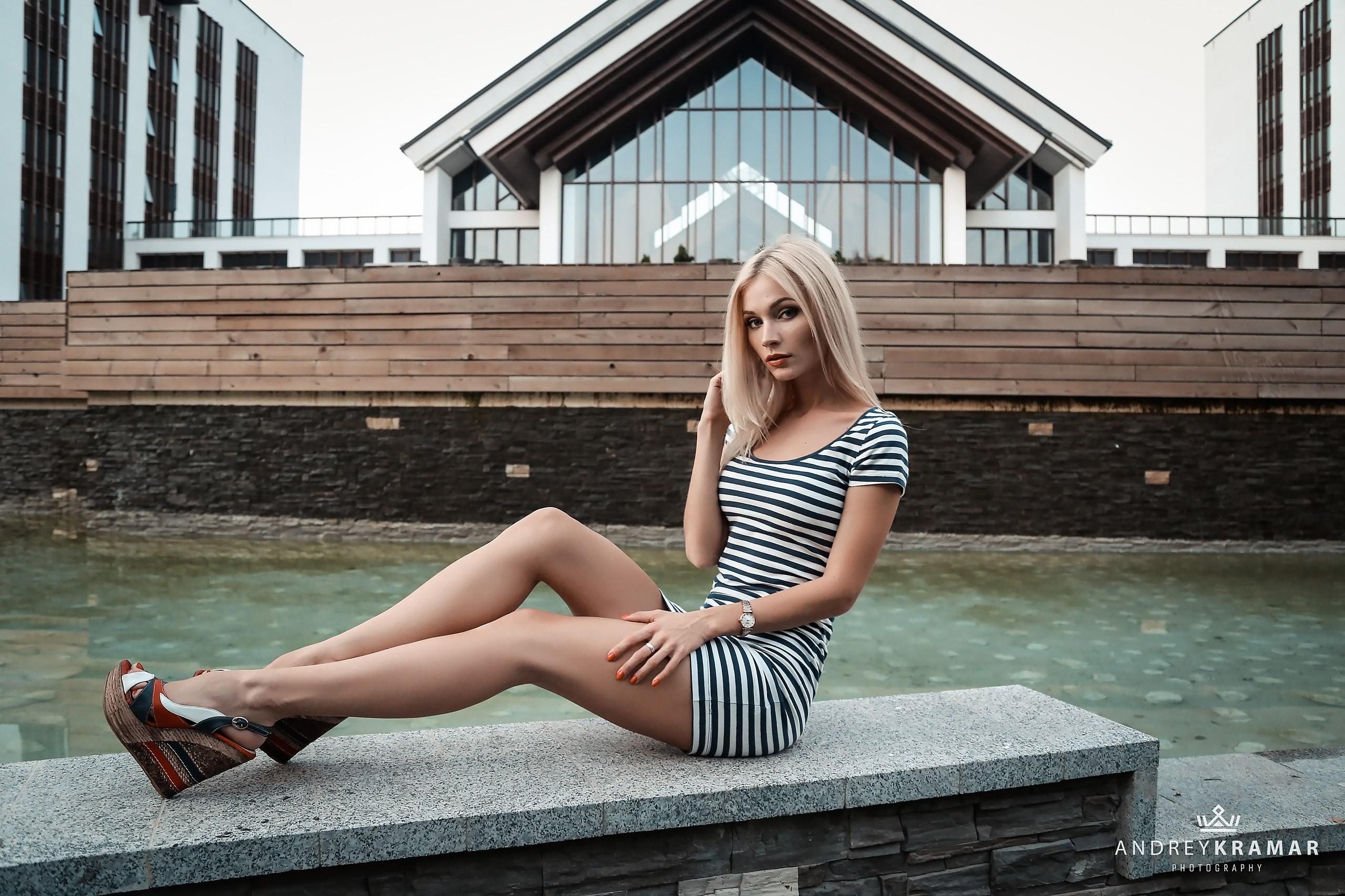 Blonde legs