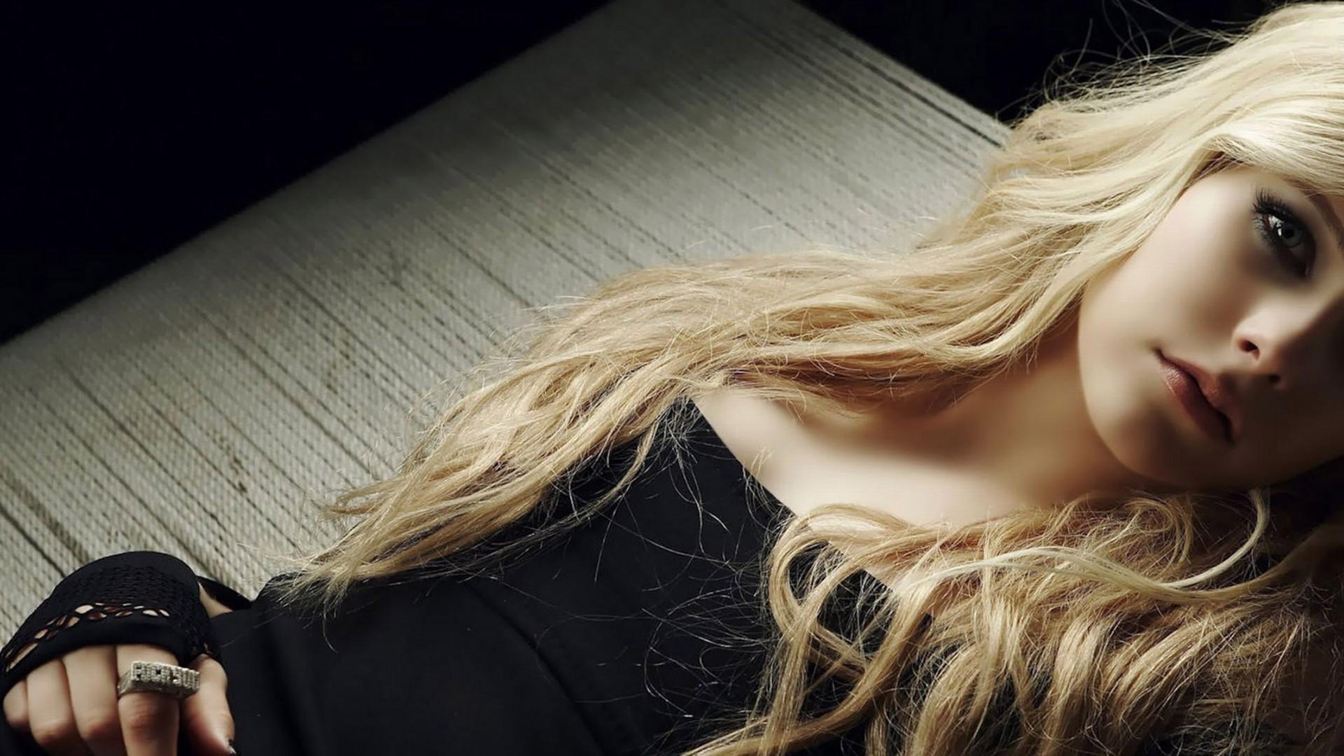 Блондинки фото на аву, молодая волосы секс