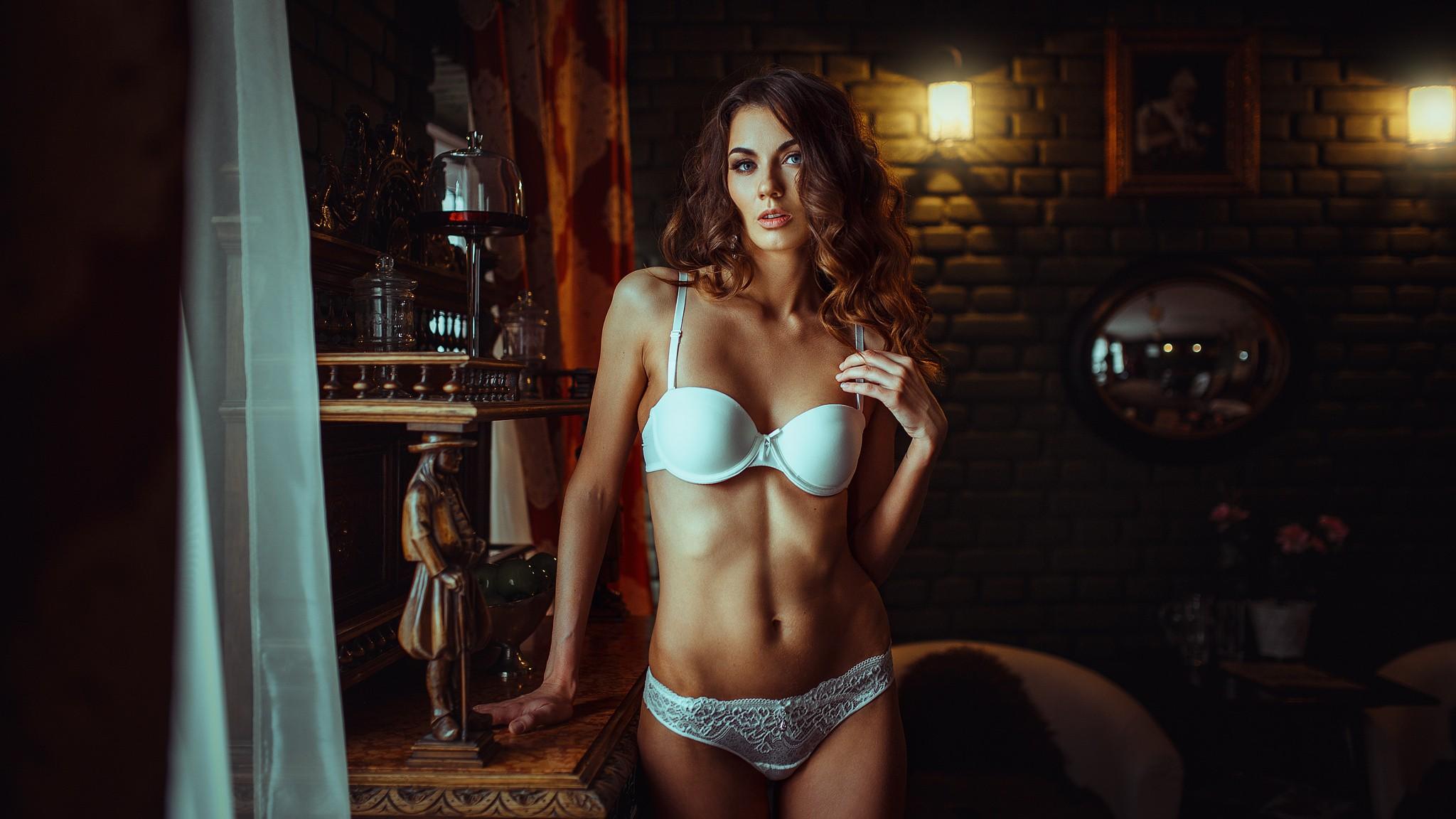 3bd11ff7b mulheres modelo retrato morena lingerie Pessoa Roupa de banho roupas  Supermodelo Lingerie branca beleza imagem músculo
