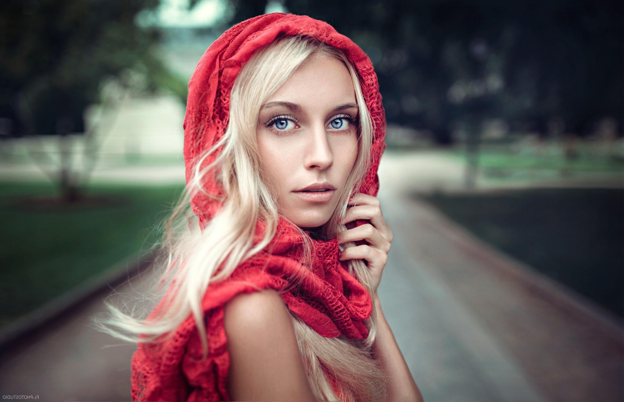 Hintergrundbilder Frau Modell Porträt Lange Haare Rot