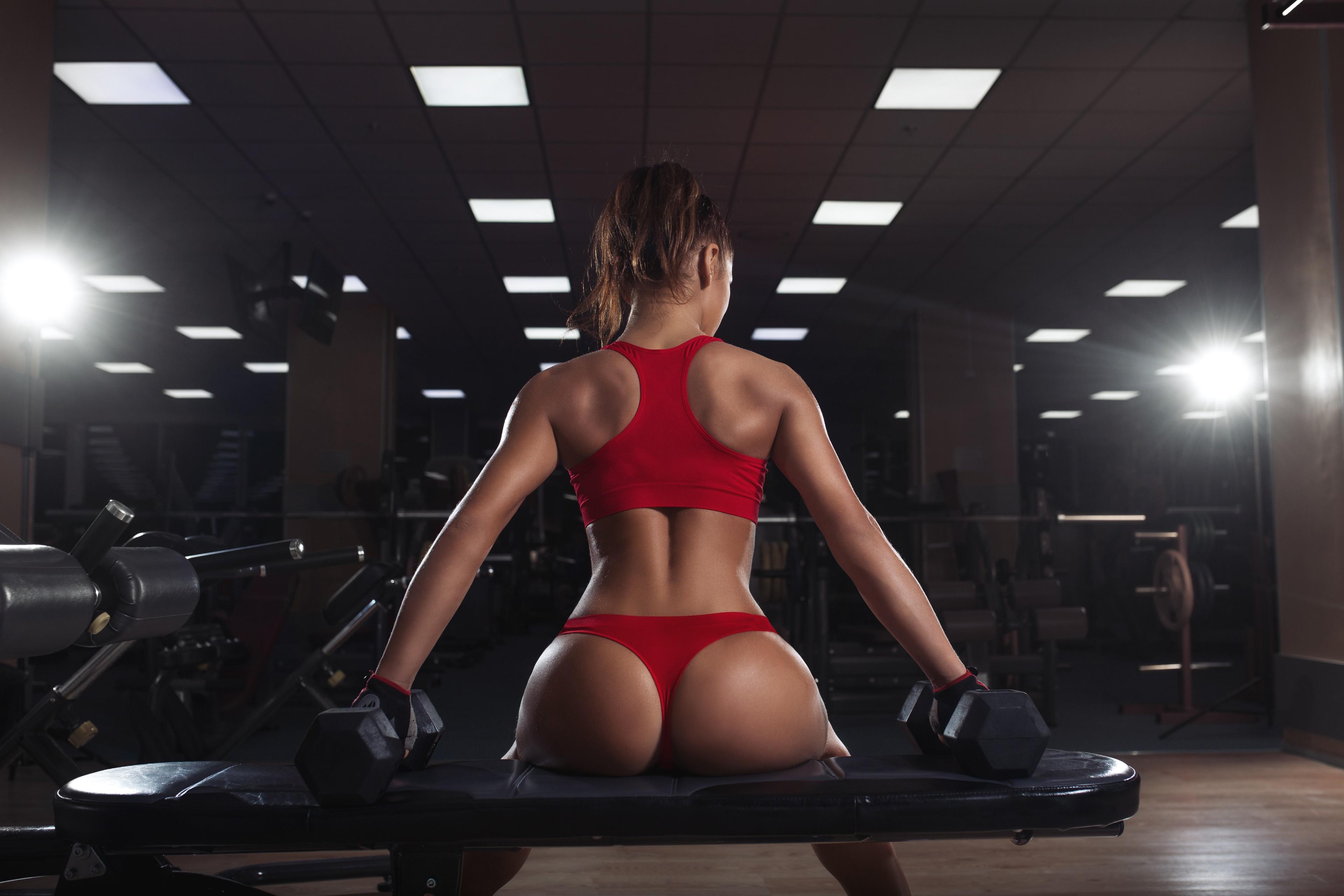 Super hot fitness girls