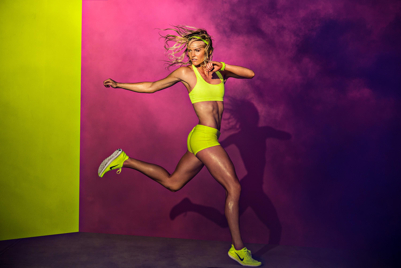 abbigliamento palestra donna fitness nike