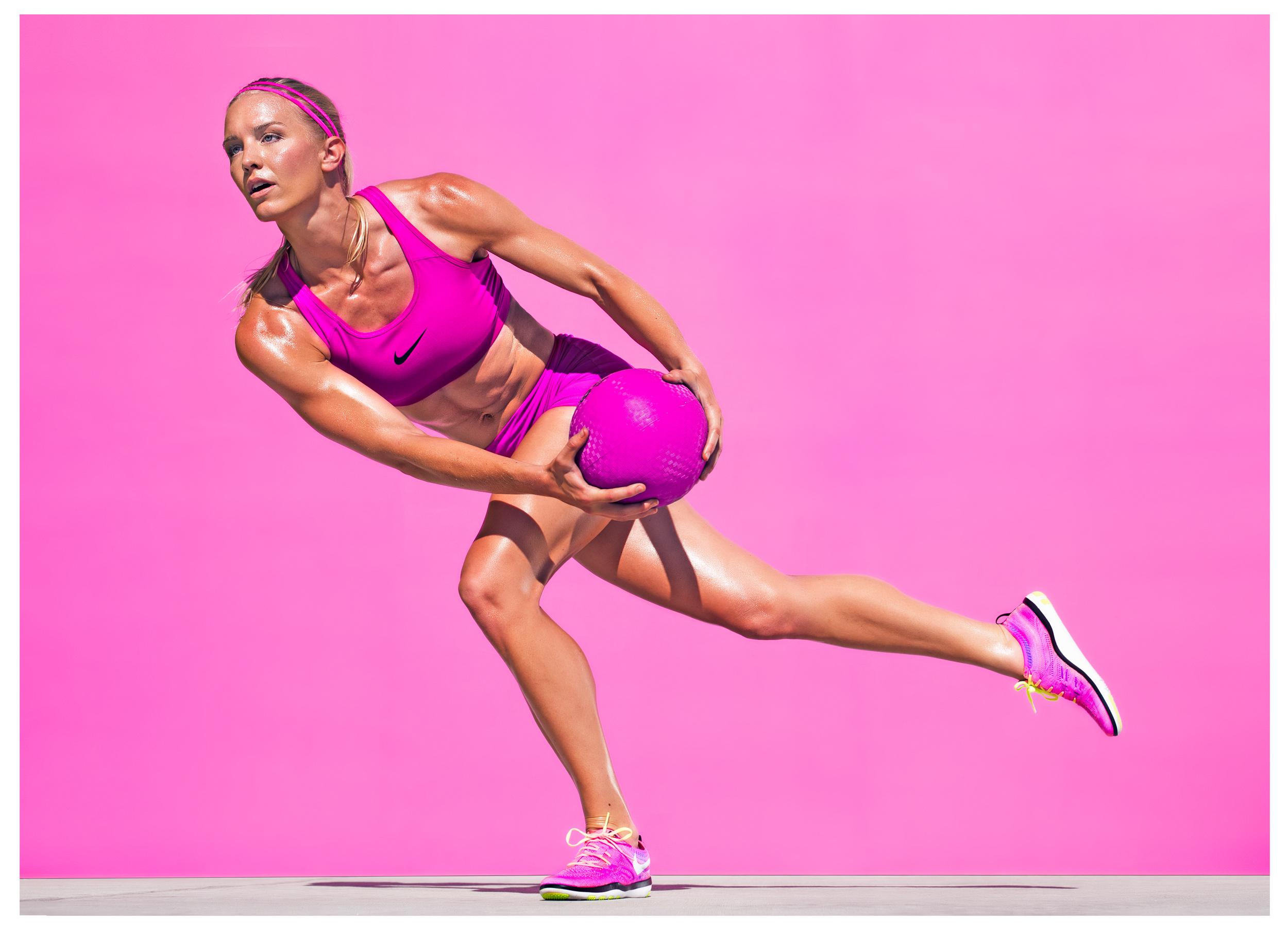 abbigliamento sportivo donna palestra nike