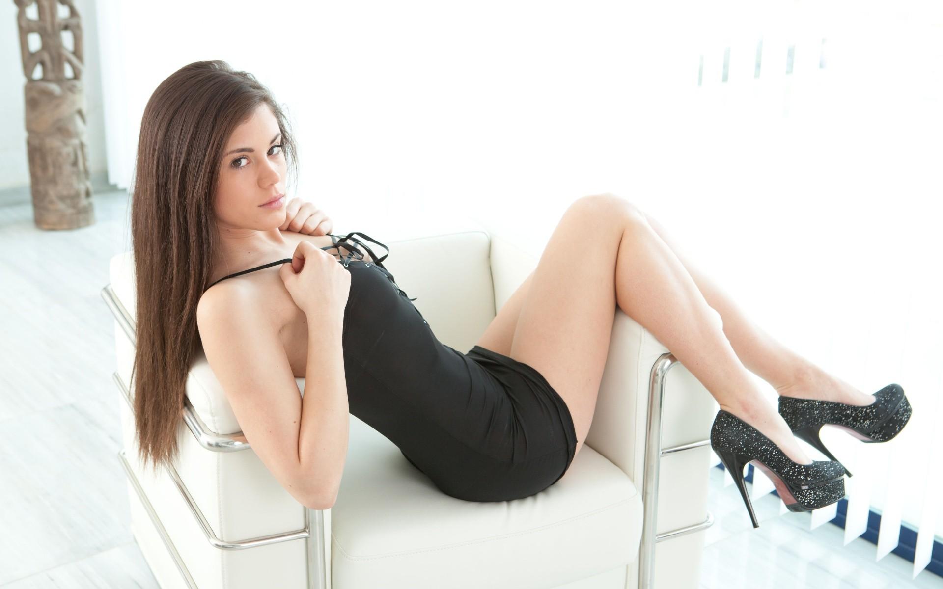 Raven riley black panties