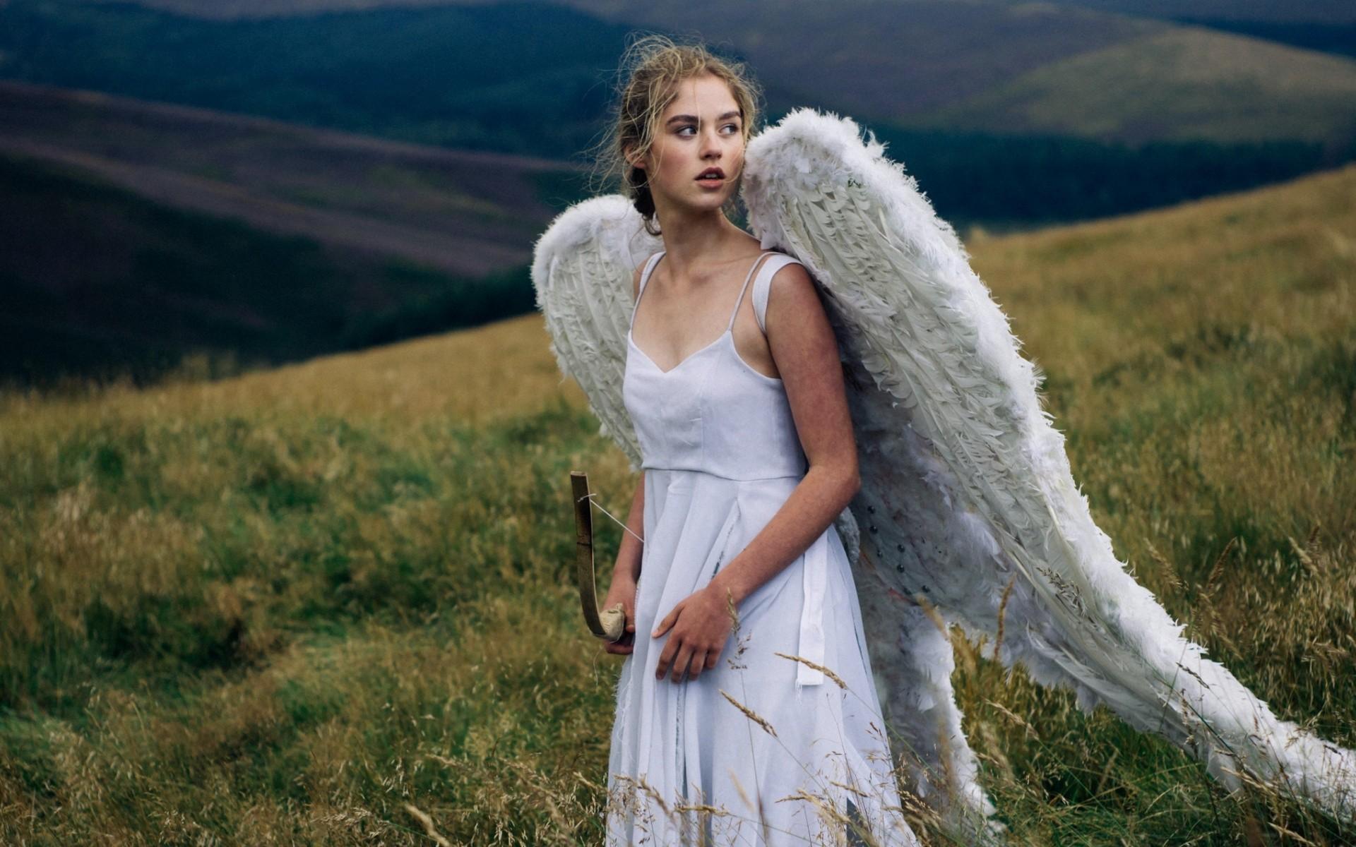 Образ ангела в фото