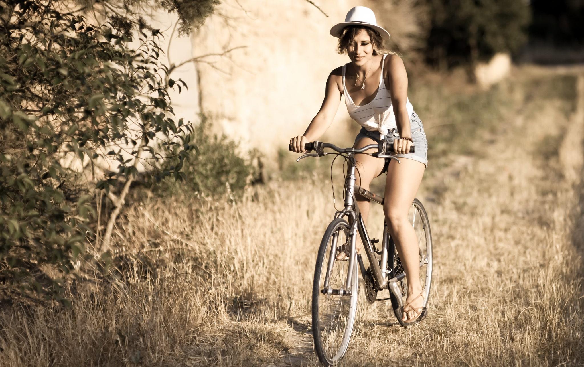 сумасшедшая велосипедистка картинки