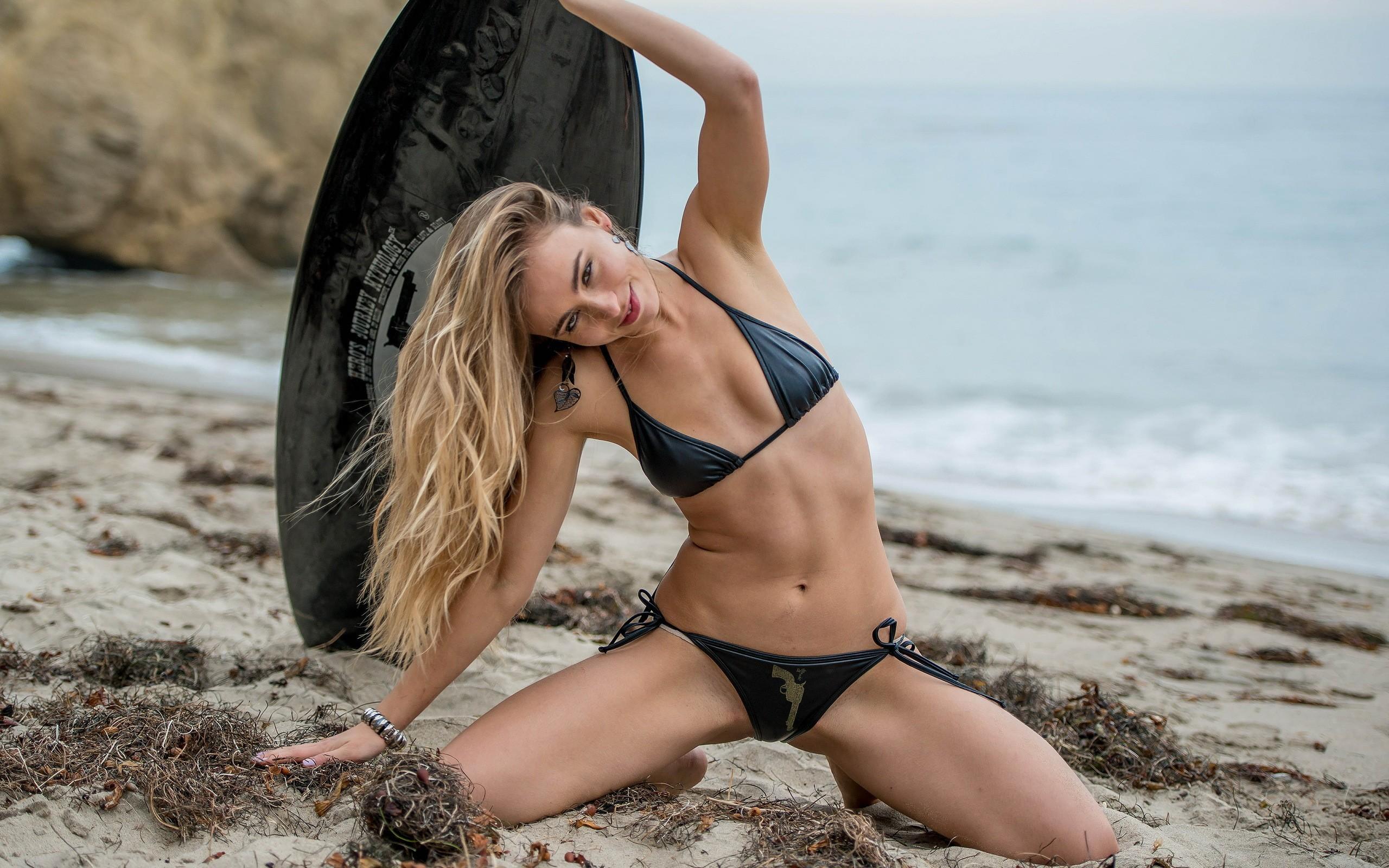 hair Beach bikini
