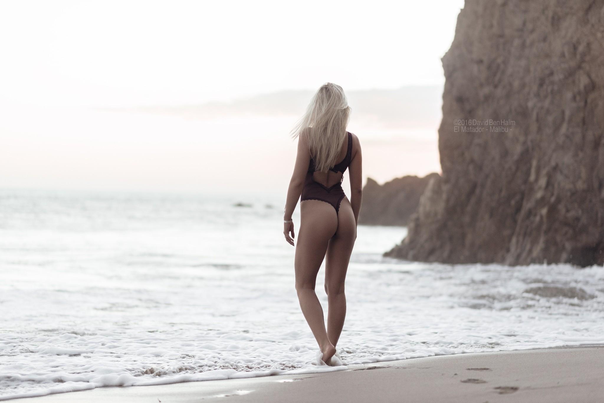 Sexy lady thong