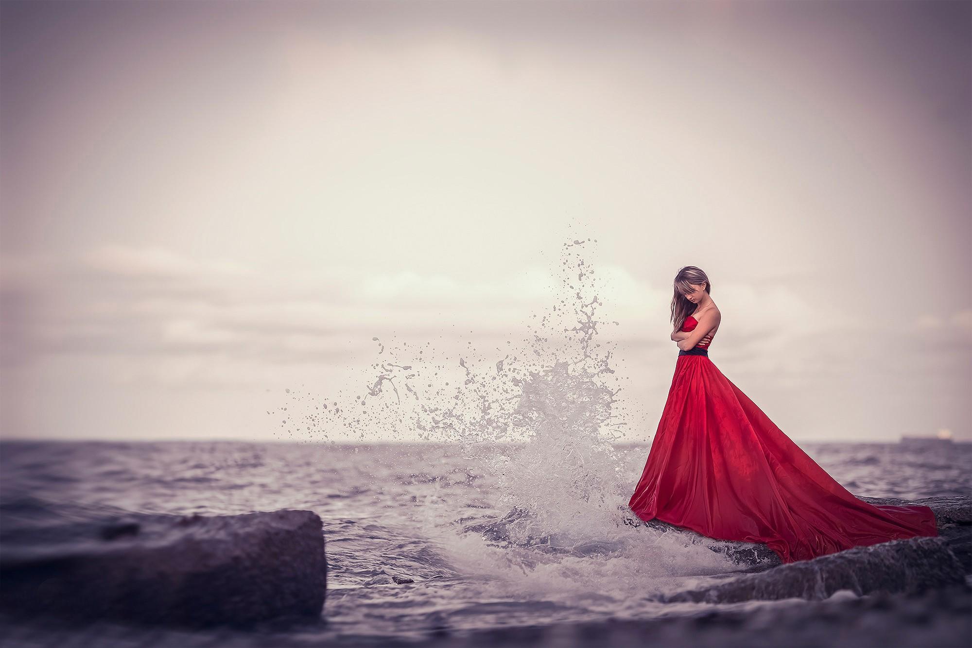 лакомством фотографии женские на фоне вечернего моря дальнейшем