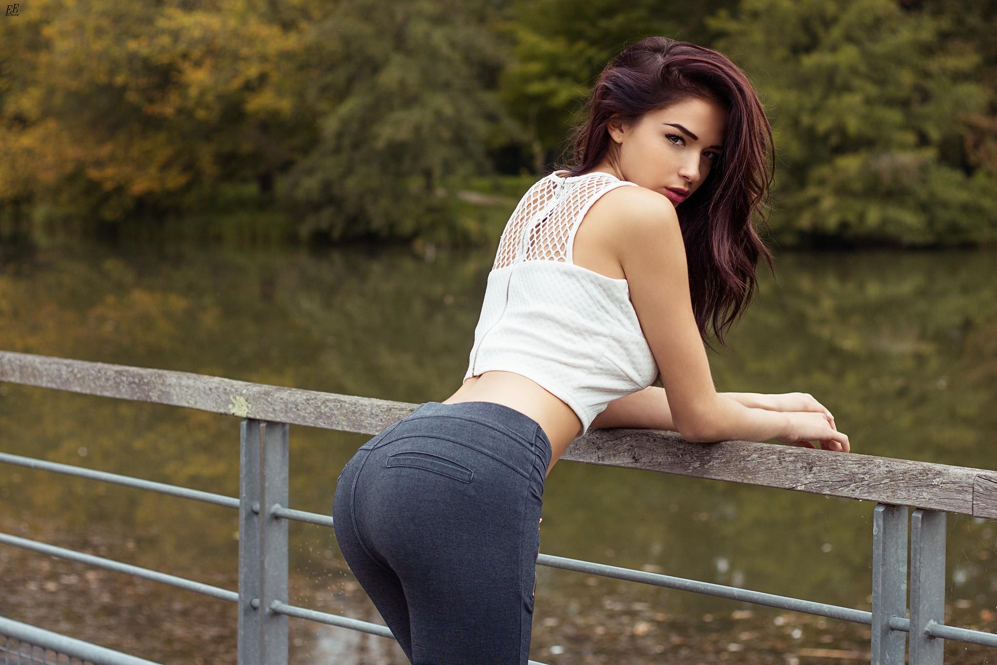 Фото моделей девушек раком