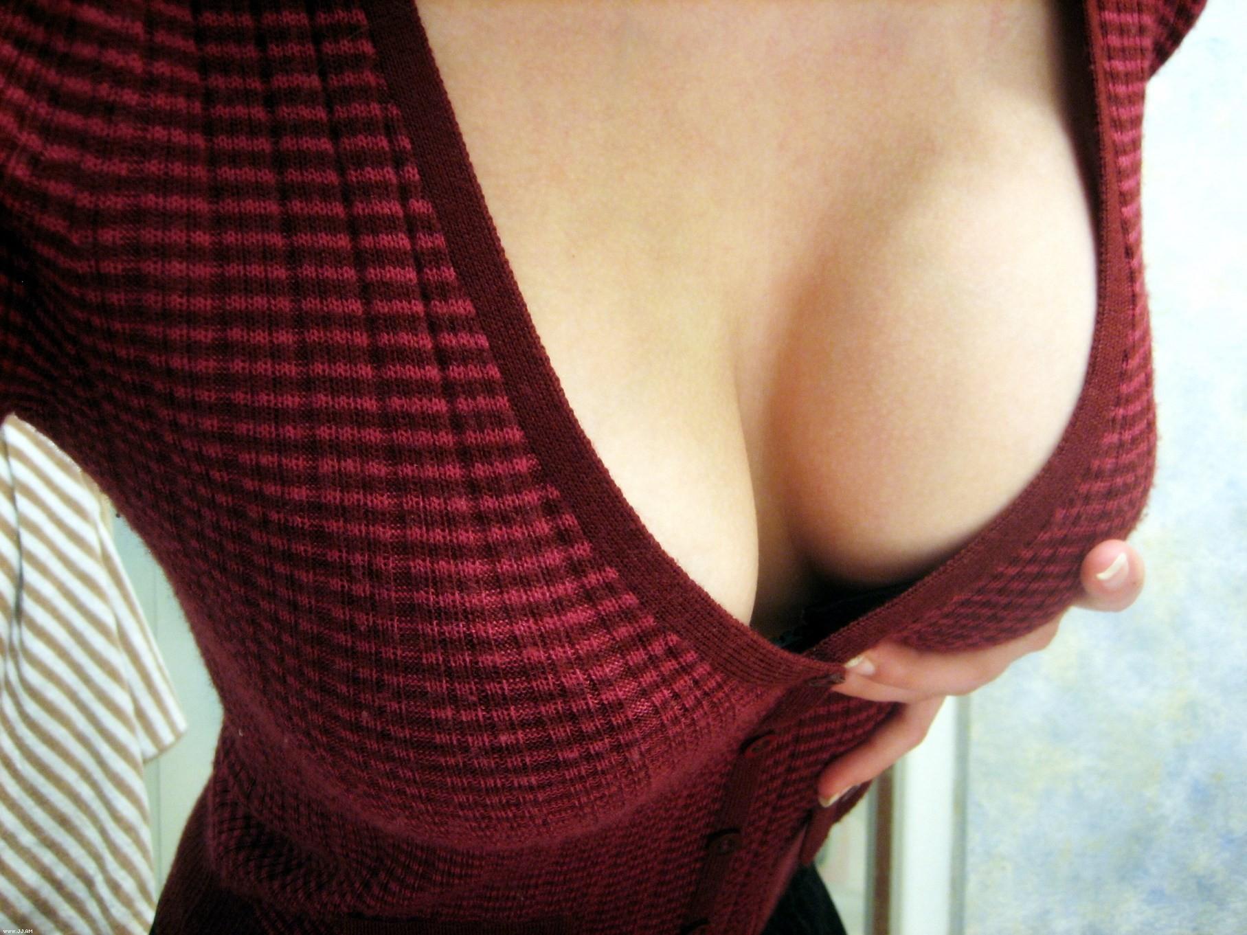 свои вещи фотки женской груди домашние русской медсестрой