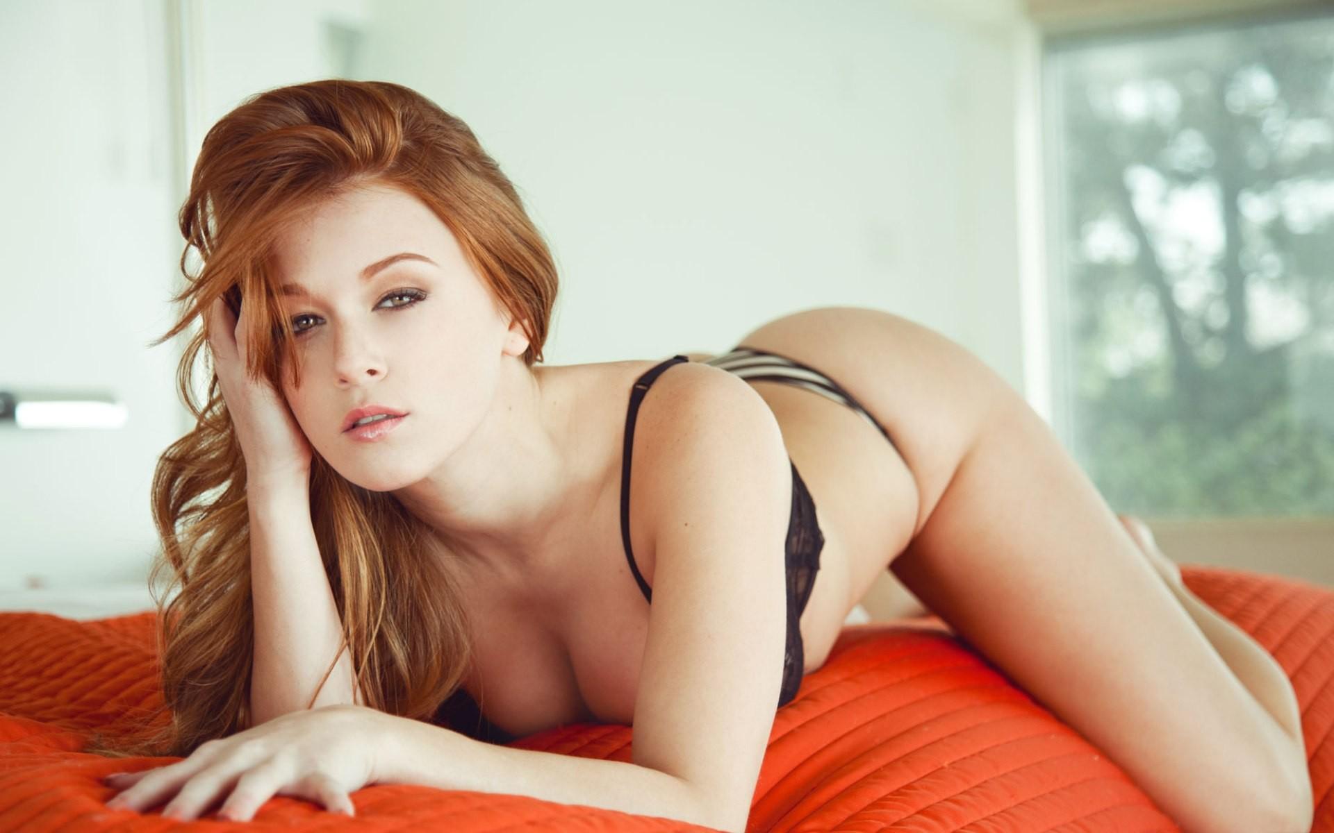 Порно с рыжей девушкой онлайн