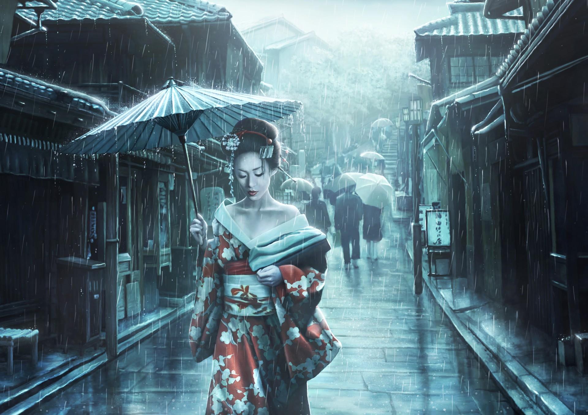 Азия картинки арт