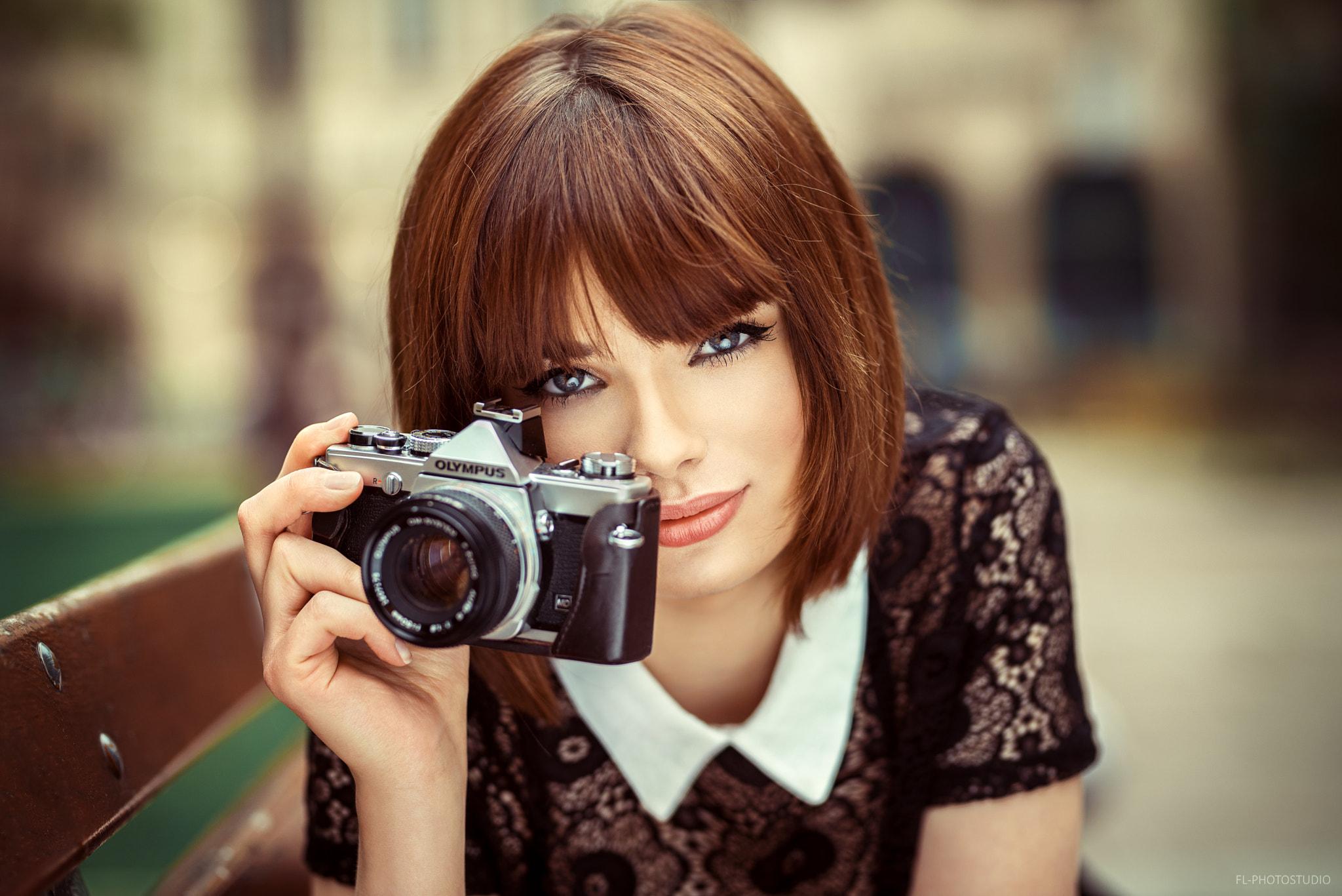 здесь представлены как профессионально фотографировать себя можете