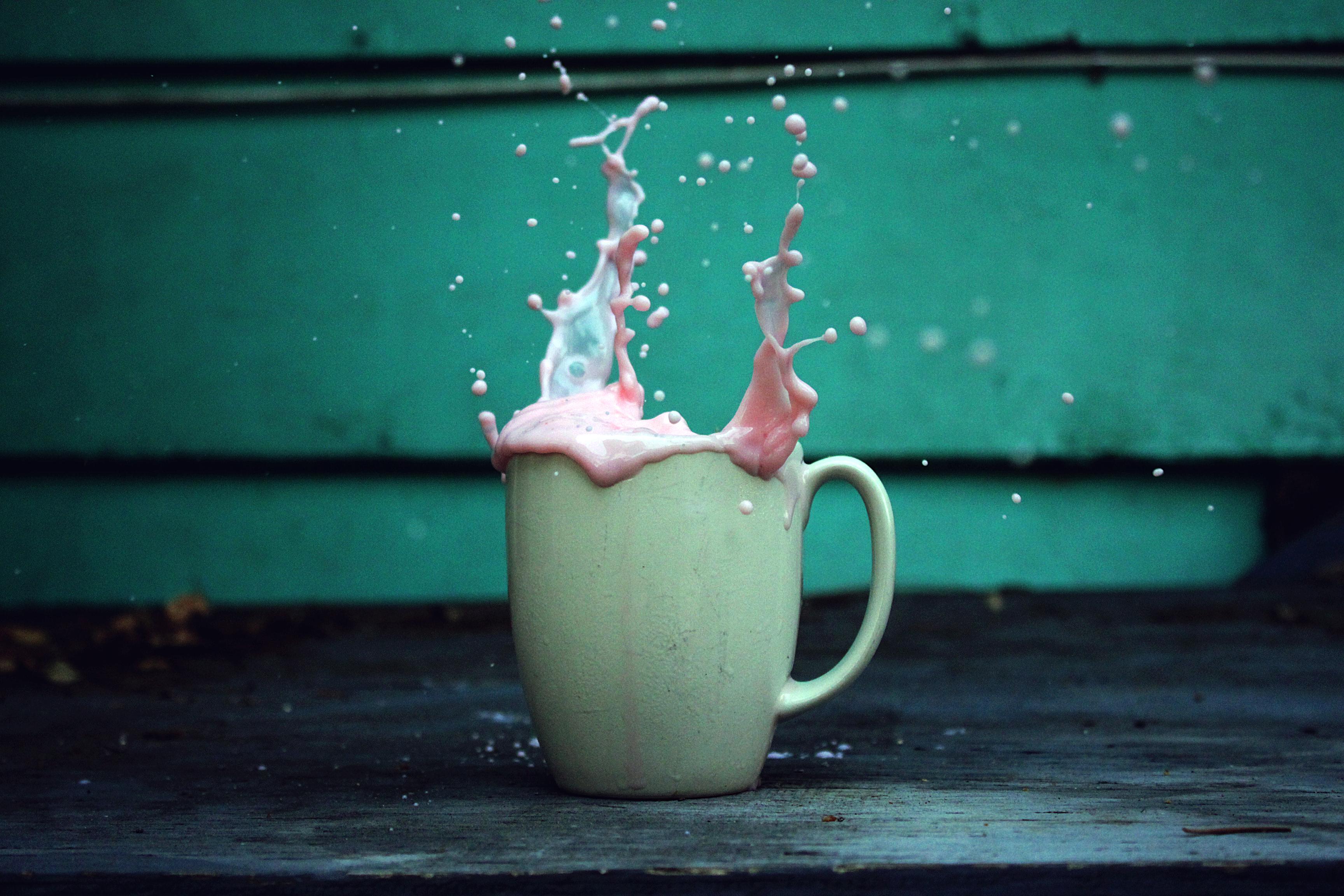 красивые картинки брызги кофе предстоят