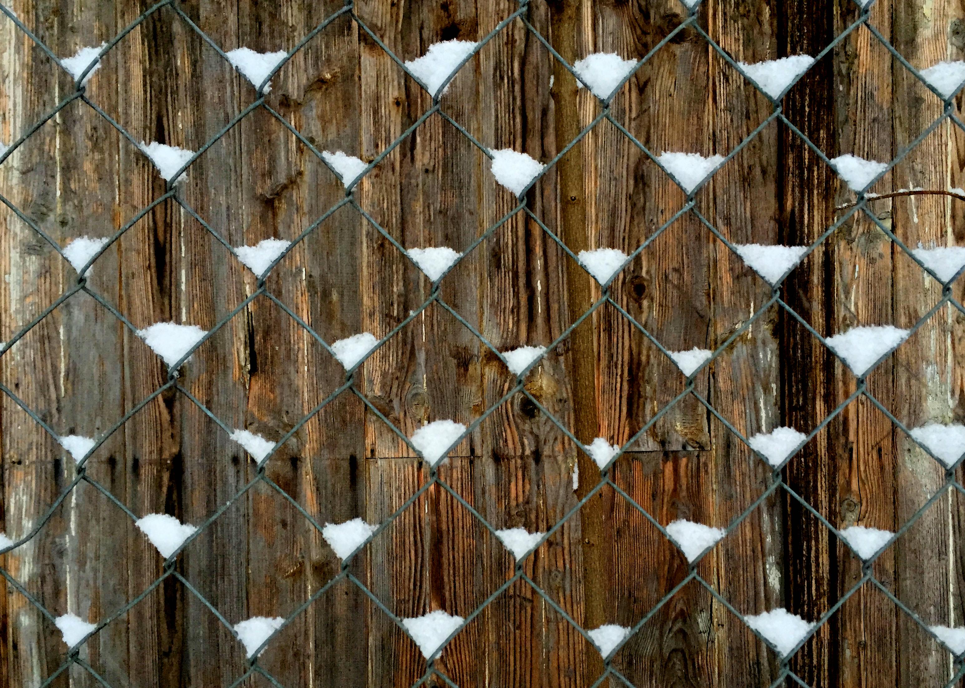 Wallpaper Wood Schnee Winter Snow Abstract Detail Texture