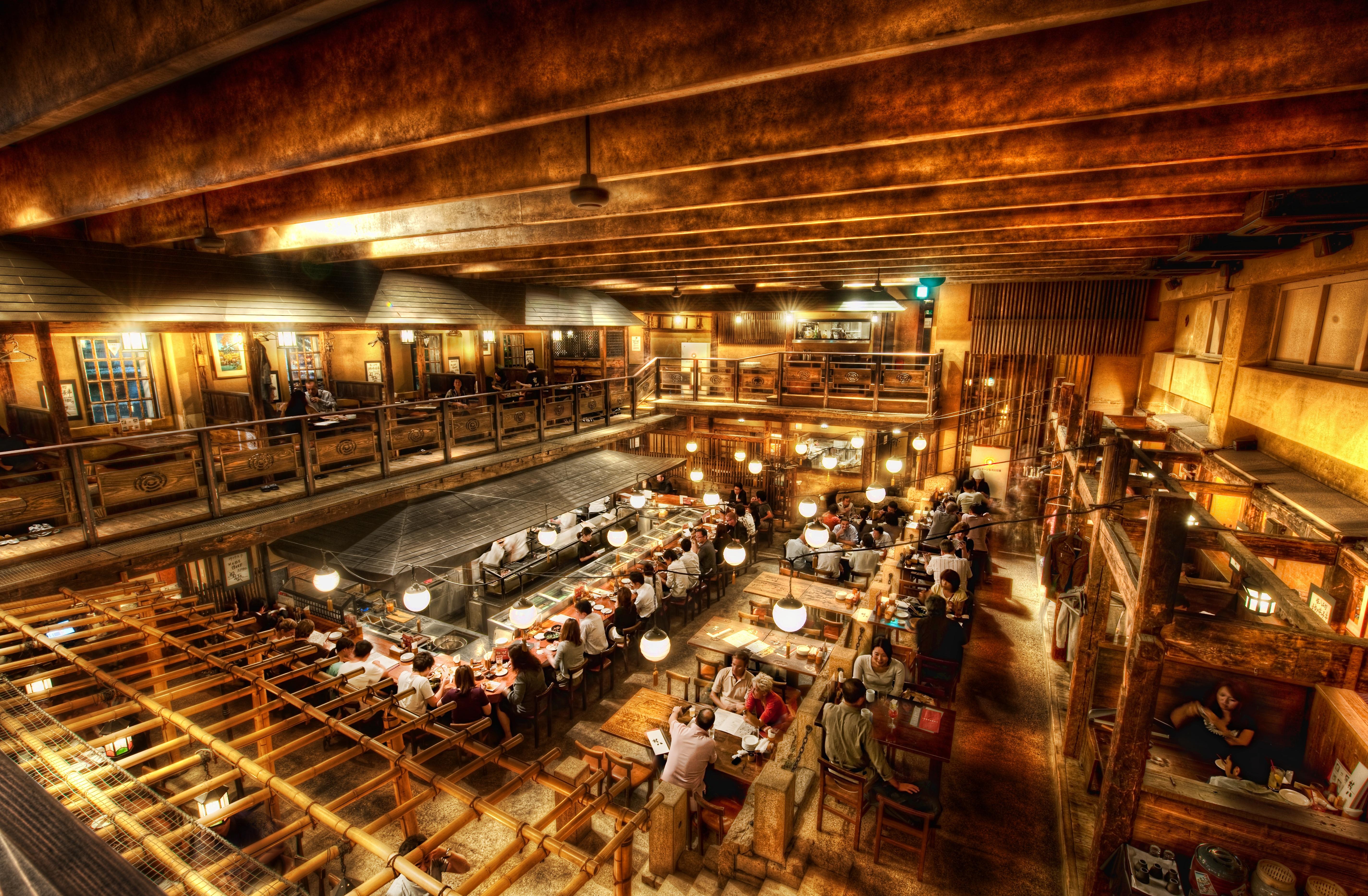 Azabu Japanese Restaurant