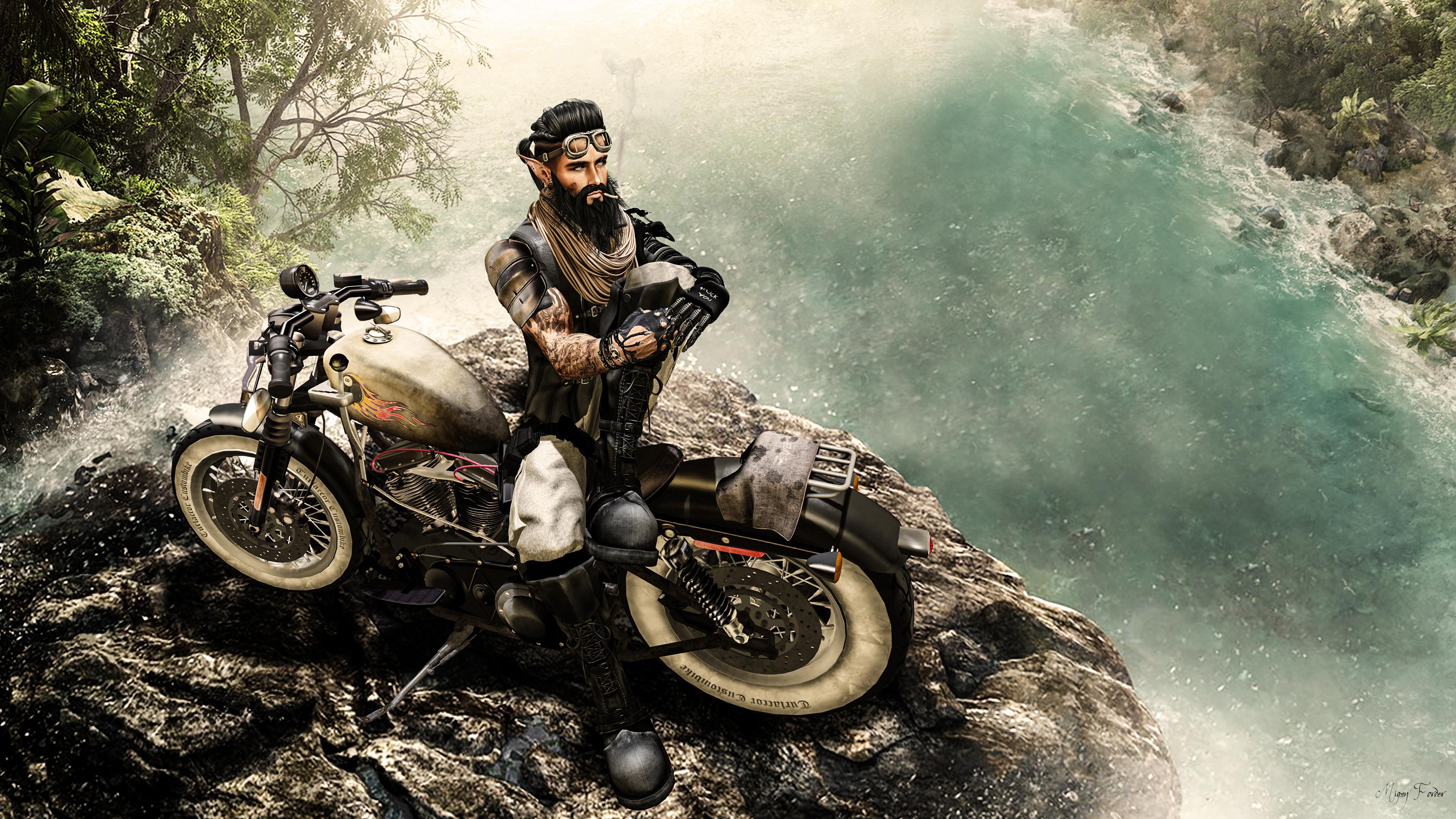 World Life Male Bike Chopper Iron Cross Motorcycles Bikes Harley VirTual Moto Motorcycle Second Bici Biker