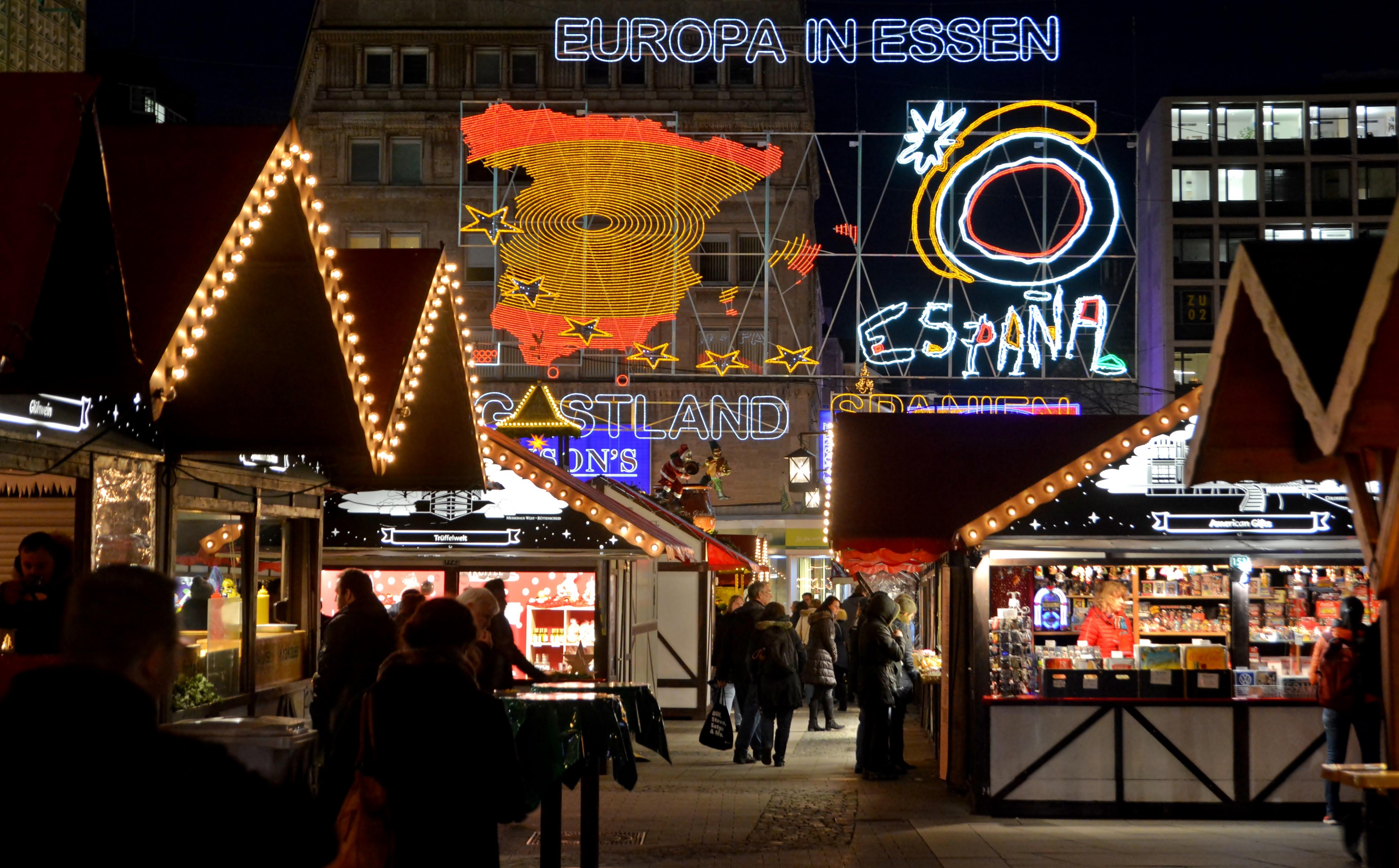 hintergrundbilder weihnachten menschen nacht beleuchtung spanien essen europa leute. Black Bedroom Furniture Sets. Home Design Ideas